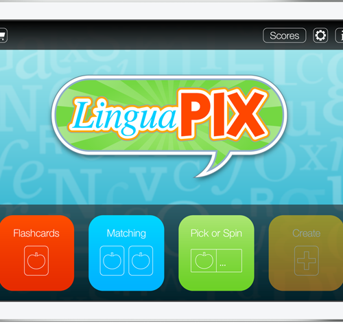 The free version of LinguaPix is now available