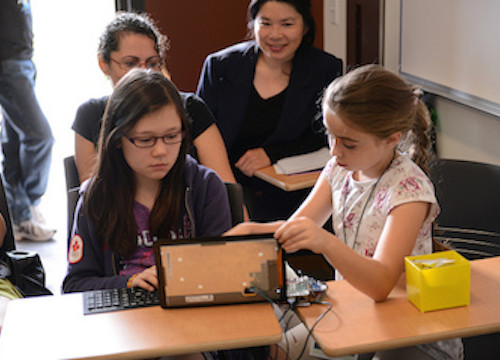 Summer's Here, Now What? Coding for Kids!