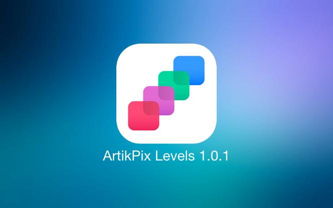 ArtikPix Levels 1.0.1 update
