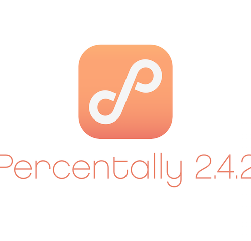 What's New in Percentally Pro 2.4.2